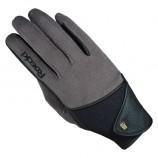 """Перчатки""""Elastic Winter""""на флисовой подкладке,Roeckl арт.RUS41098 - серый- 7"""
