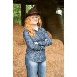Блуза джинсовая GEORGETOWN арт.H7325