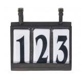 Номер упряжки арт. 004130