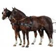 Упряжь  для 2-х лошадей Präsentation арт. 007286